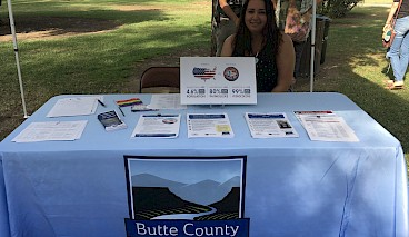 Joining Forces: AmeriCorps VISTA and Butte County's Commitment to Reducing Opioid Misuse and Opioid Use Disorder